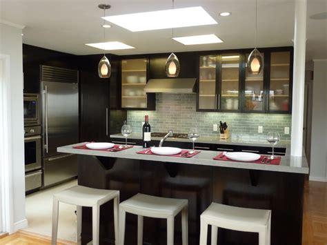kitchen islands houzz kitchen with bar island modern kitchen other metro