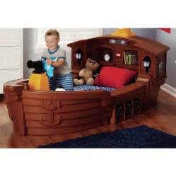 little tikes pirate ship toddler bed reviews wayfair