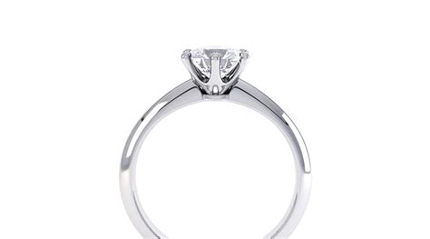what is a style engagement ring quality diamonds