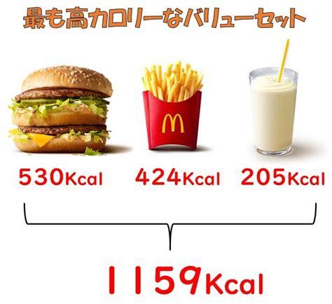 マック 低 カロリー