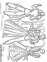 Coloring Pages Dance Dancing Irish Ballroom Dancers Ballet Adult Adults Sheets Books Template sketch template