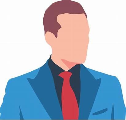 Avatar Clipart Business Faceless