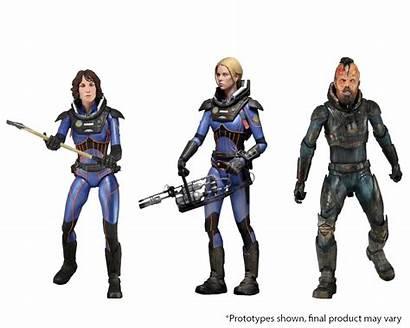 Neca Prometheus Figures Action Series Figure Unreleased