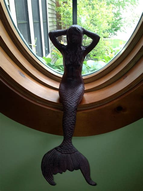 Mermaid Bathroom Decor by Lake Bathroom Mermaid Decor Mermaid Sanctuary