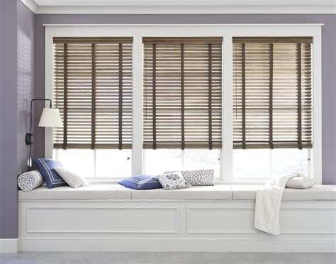 Custom Window Blinds by Custom Window Treatments Wood Blinds Decor