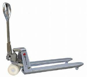 Wh Stainless Steel Manual Pallet Jacks
