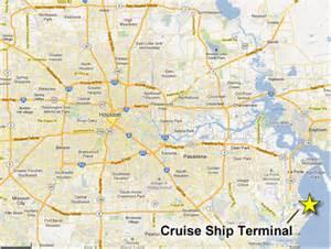 Bayport Cruise Terminal Houston Texas