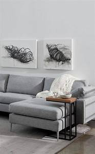 Weiß Graues Sofa : 2019 best of living room with grey sofas ~ A.2002-acura-tl-radio.info Haus und Dekorationen