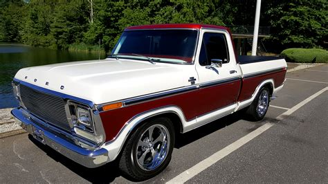 1978 Ford F-100 Ranger XLT – Buy It Back Classic Cars