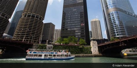 Chicago Architecture Institute Boat Tour by Things To Do In Chicago In August 2018 Events Activties