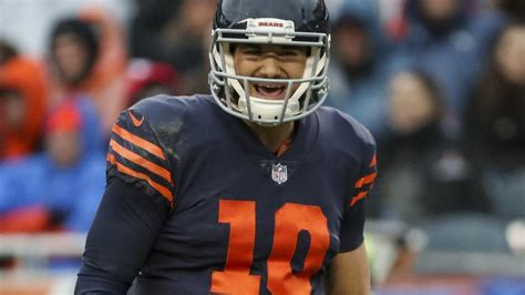 number  qbs mitch trubisky rates    shock