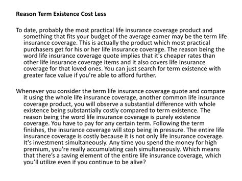term insurance quotes cheaper quotes and term insurance quote