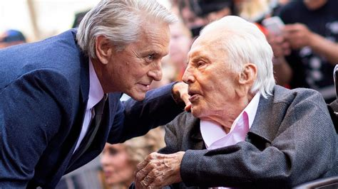 hollywood legend kirk douglas dead aged