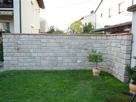 Gartenmauern Aus Naturstein by Mauerabdeckung Chaperon Plate Zwei Formate