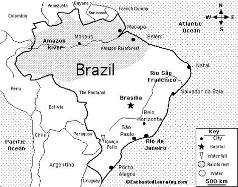 brazil enchantedlearningcom