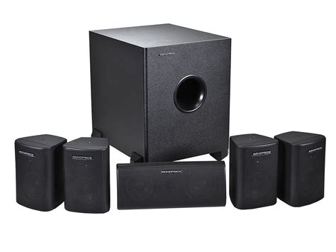 How To Build A Home Theater With Products Under 0