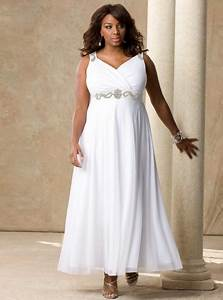 beach wedding dresses plus size With plus size wedding dresses for the beach