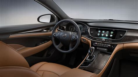 buick lacrosse interior colors gm authority