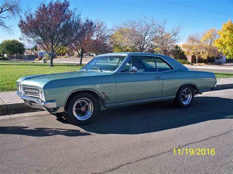 1966 Buick Skylark Convertible For Sale by 1966 Buick Skylark For Sale Classiccars Cc 915444