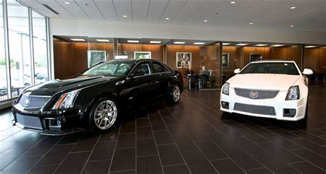 Cadillac Unveils New Luxury Design For Dealerships Top