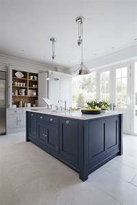 navy blue kitchen traditional with cabinets nickel faucets