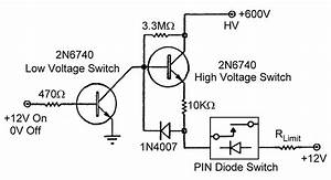 Electronic T  R Switching And The Ameritron Qsk-5 - Pin Switch Driver