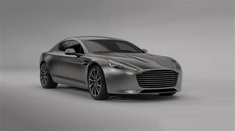 2019 Aston Martin Rapide by 2019 Aston Martin Rapide All Electric Supercar Muted