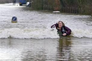 Flooding River Flood