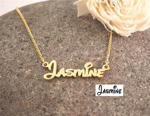 disney style name necklace ashleeartis With disney necklace with letter