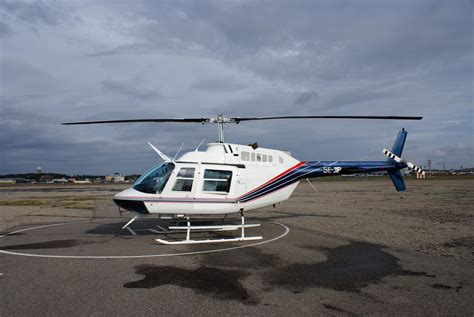 Bell 206 Jetranger, Pictures, Technical Data, History