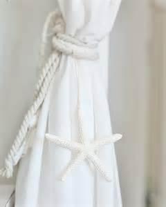 Starfish Shower Curtain Photo