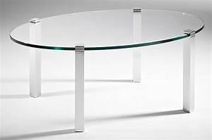 Couchtisch Glas Oval : esstisch couchtisch beistelltisch konsolentisch couchtisch glas couchtische ~ Orissabook.com Haus und Dekorationen