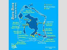 Infos sur carte bora bora Arts et Voyages