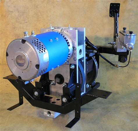 Electric Motor Drive by Model T Electric Drive Assembly Electric Cars And