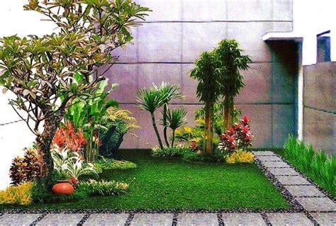 30+ Desain Taman Minimalis Belakang Rumah Di Lahan Sempit Namun Asri