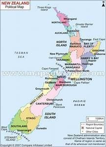 Maps Page On Australia