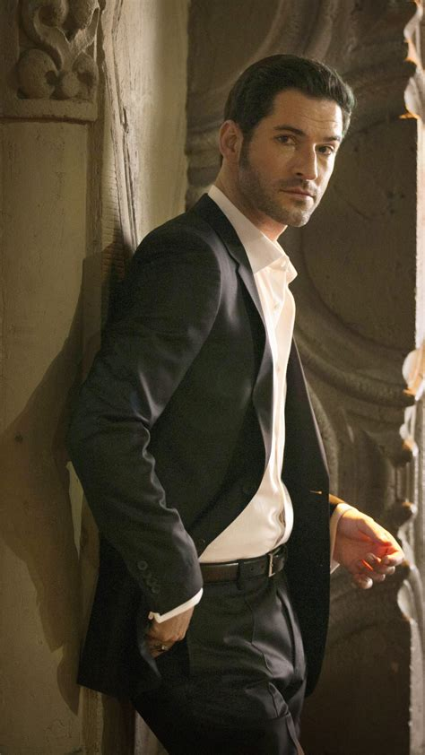 wallpaper lucifer tom ellis  tv series movies