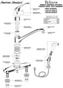 kitchen faucets parts plumbingwarehouse american standard bathroom faucet