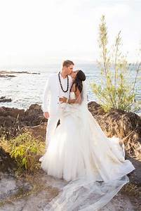 4 tropical destination weddings to keep you warm this for Ross wedding dresses
