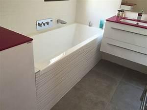 pose de carrelage sol et murs pour salle de bains aix en With pose carrelage salle de bain sol