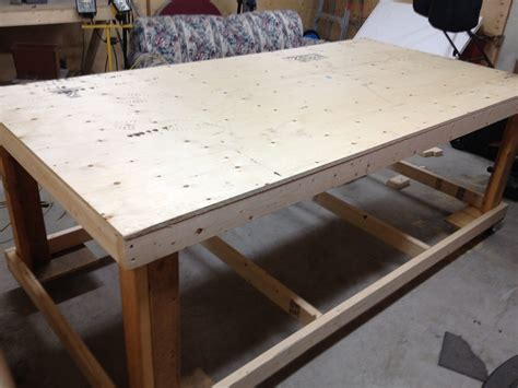 work table plans  woodworking