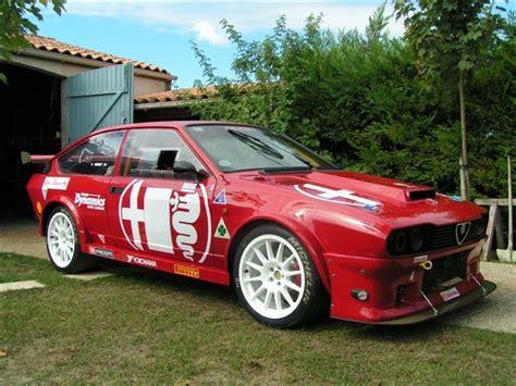 Alfa Romeo Race Car by Gtv6 Race Car Alfa Romeo Cars Alfa Romeo