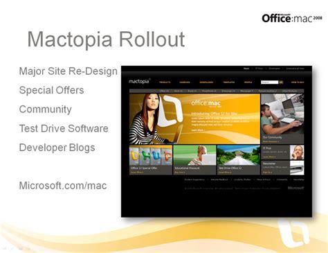 Sneak Peek At The New Mactopia Site Istartedsomething