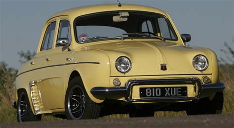 1956-1967 RENAULT Dauphine specifications   Classic and ...