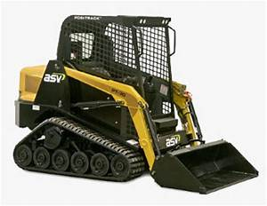 Asv Pt30 Rubber Track Loader Service Repair Manual