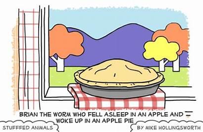 Humorous Hollingsworth Mike Cartoons Animated Animal Pleated