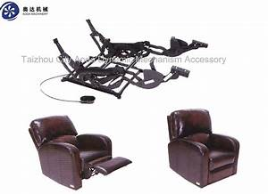 China Zero Wall Manual Recliner Mechanism  Ad 4311