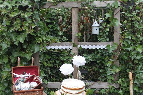 Vintage Garten Ideen by Vintage Sweet Table Cuplovecake