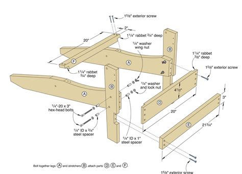 folding adirondack chair woodworking plans wood working plans shed plans and more folding