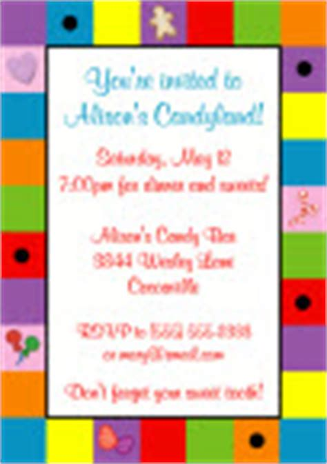 candy land kids party candyland birthday theme party
